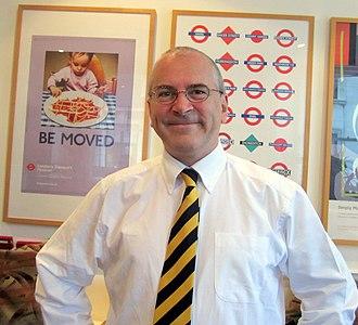 Peter Hendy, TfL Commissioner.jpg