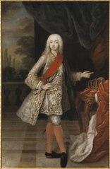 Peter III, 1728-62, hertig av Holstein-Gottorp