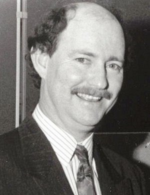 Peter McCardle - Peter McCardle in 1992.