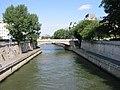 Petit-Pont vu du pont au Double-20050628.jpg