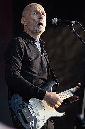 Pyotr Mamonov - On-stage in 2011