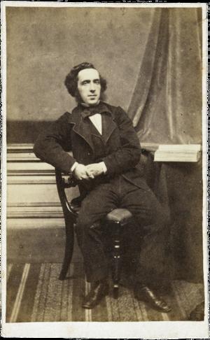Petrus Augustus de Génestet - Petrus Augustus de Génestet (c.1860)