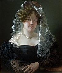 Portrait of Julia Wiemanowa née Czaban.