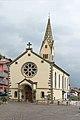 Pfarrkirche zum Hl. Jakobus dem Älteren Barbian Westansicht.jpg