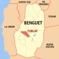 Ph locator benguet tublay.png