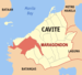 Ph locator cavite maragondon.png