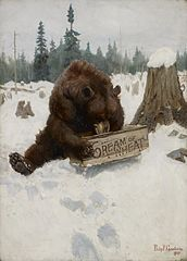 A 'Bear' Chance