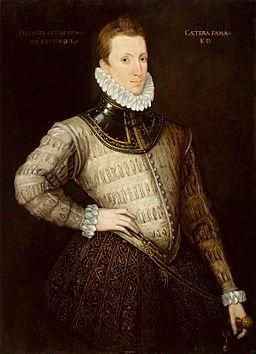 Philip Sidney portrait