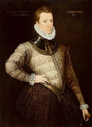 Philip Sidney portrait
