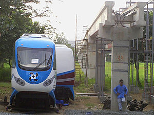 University of the Philippines Diliman Automated Guideway Transit System - UP Diliman AGT System