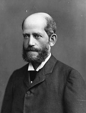 Waddesdon Bequest - Baron Ferdinand Rothschild MP, about 1880
