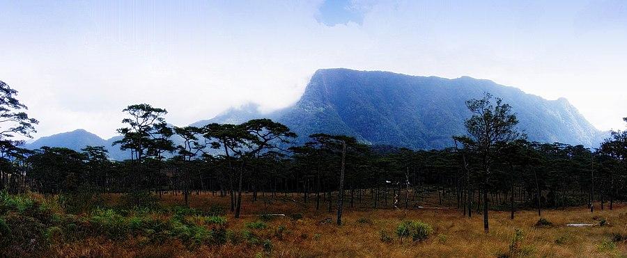 Национальный парк Пхусойдао