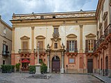 Piazza Croce dei Vespri Palazzo Valguarnera Gangi Palermo.jpg