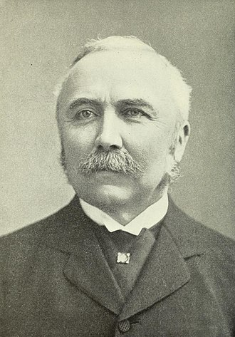 Timeline of English history - Image: Picture of Henry Campbell Bannerman