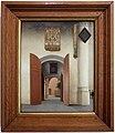 Pieter jansz. saenredam, la chiesa di san lorenzo ad alkmaar, 1661.jpg