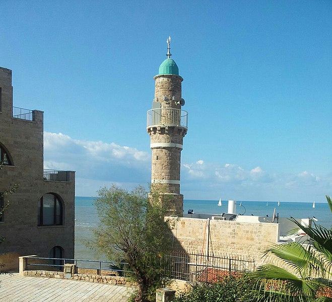מסגד אלקאביר יפו