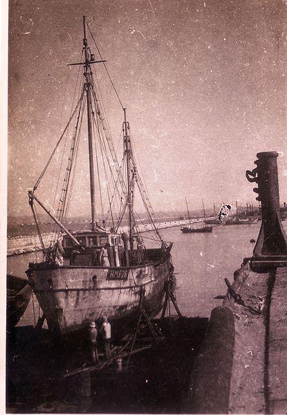 ספינת דייג - נקדימון