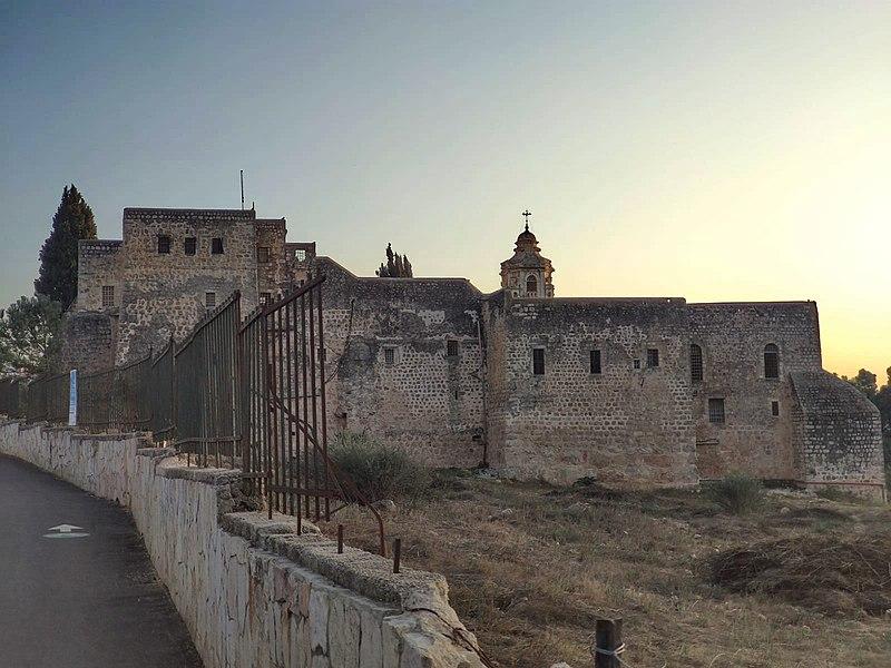 מנזר המצלבה