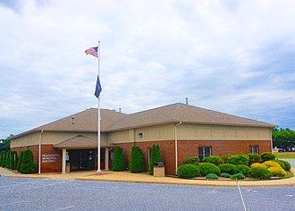 Pilesgrove Township, New Jersey - Municipal Building