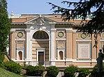 Pinacoteca Vaticana, exterior (southwest part).jpg