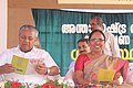 Pinarayi Vijayan inagurating international Reserch institute in ayurveda,Kalliad (4).jpg