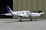 Piper PA31T-620 Cheyenne II 'LN-KBV' (44992180032).jpg