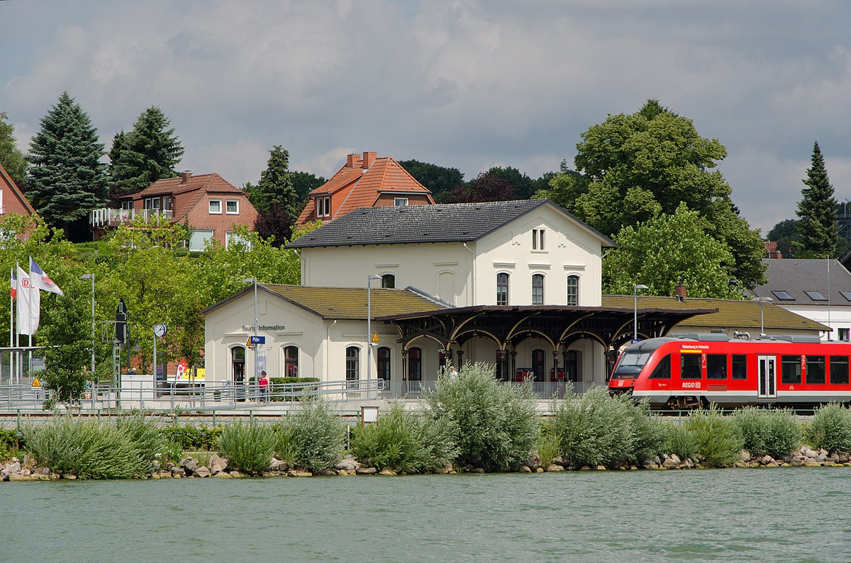 Kleinstadtbahnhof