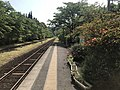 Platform of Kareigawa Station 5.jpg