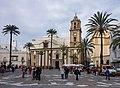 Plaza de la Catedral - Cadiz, Spain - panoramio.jpg