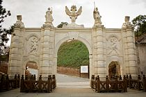 Poarta I, Cetatea Alba Carolina, Alba Iulia - exterior.jpg