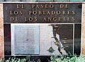 Pobladores memorial, Grand Park, Los Angeles, Jan. 31, 2014.jpg