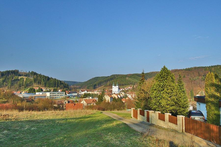 Sloup (Blansko District)