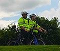 Police on Mountain Bikes - geograph.org.uk - 2502990.jpg
