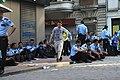 Police taking a break during Gezi Park protests.jpg