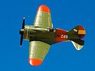 Polikarpov I-16-Spain (clipped)