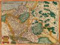 Poloniae desciptio 1592 Wenceslao Godreccio.png