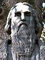 Pomník Daniela Adama z Veleslavína, hlava (01).jpg