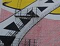 Pop art polka dot wall (41021626251).jpg