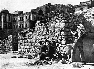 Battle for Jerusalem - Wikipedia