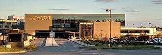 Portland International Jetport - Terminal at PWM