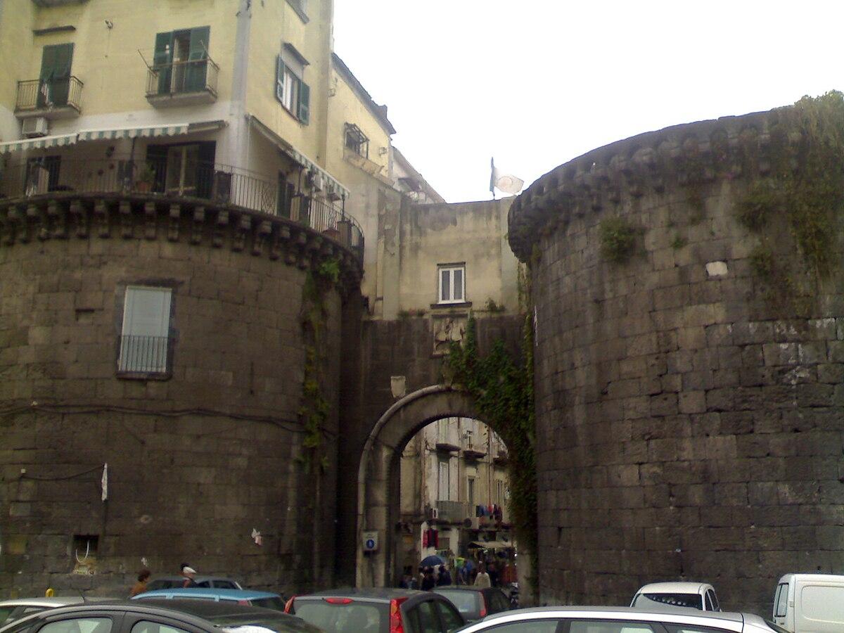 Porta nolana naples wikipedia - Mercato di porta nolana ...