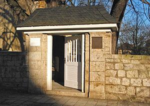 Jacobsfriedhof - Entrance to the Jakobskirchhof