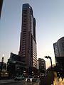 Porte Kanazawa at dusk 20150120.jpg