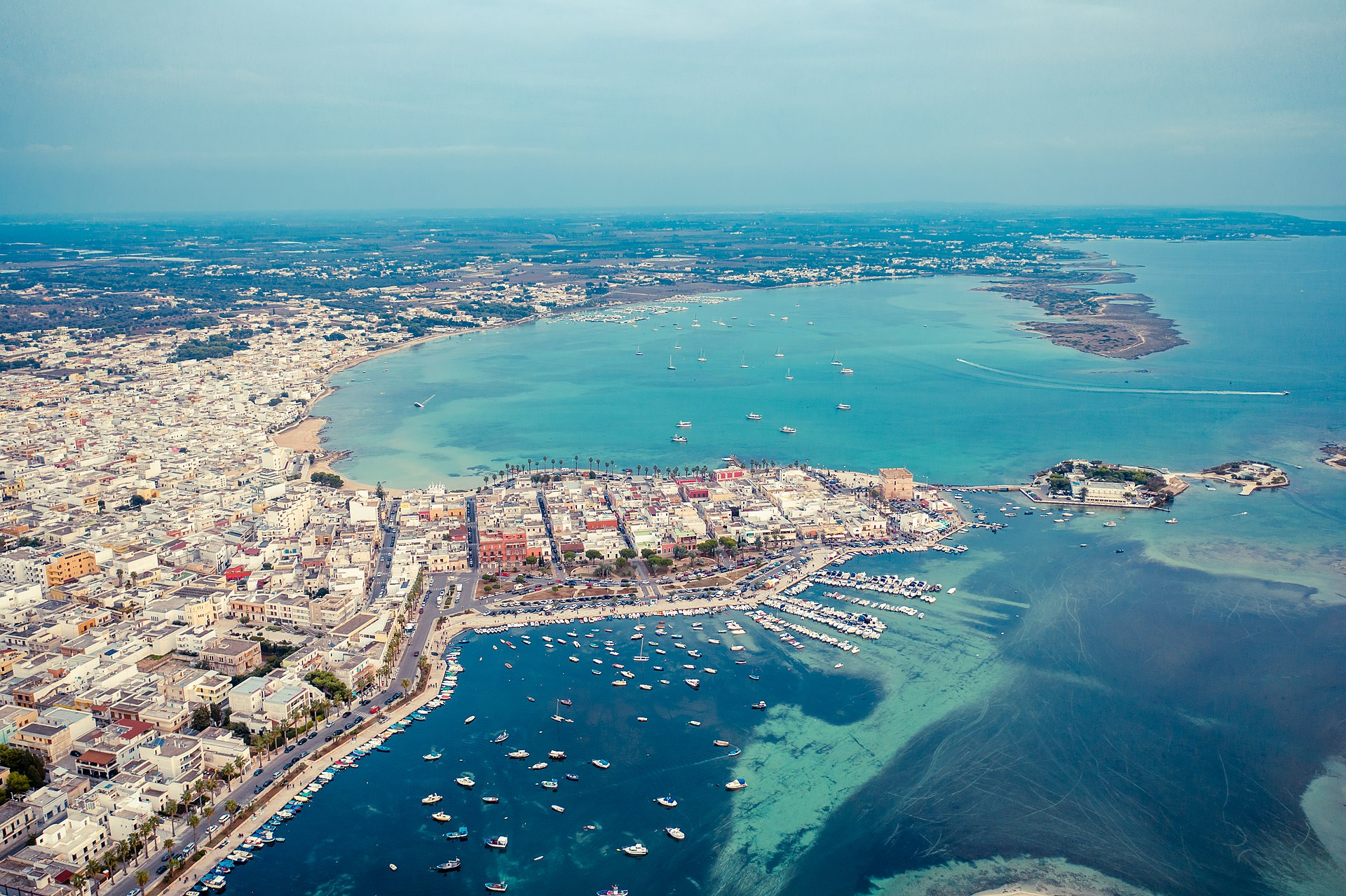Porto Cesareo – Veduta