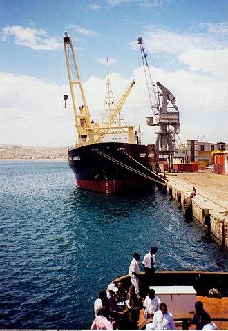 Lobito - Port of Lobito