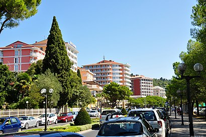 How to get to Portorož with public transit - About the place