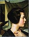 Portrait of Ata Ryss by Vladimir Grinberg (1921).jpg