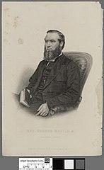 George Hall, B.A. Madras, India