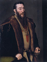 Portrait of Giovanni Battista di Castaldo