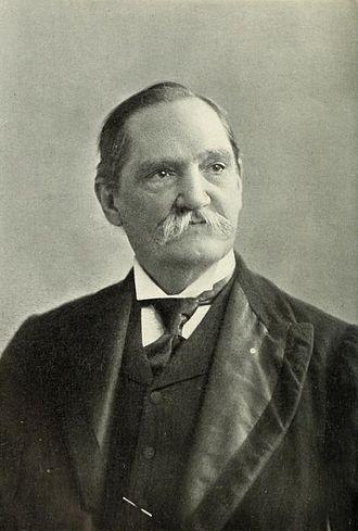 Tomás Estrada Palma - Image: Portrait of Tomás Estrada Palma